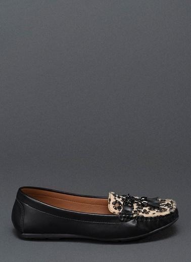 Bambi Corcik Ayakkabı Siyah